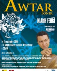 Affiche Awtar Tonik