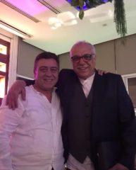 صحبة عملاق السينما التونسية فتحي الهداوي